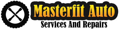 Masterfit Auto Services And Repairs, Logo